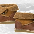 Cosy shoes for little boys