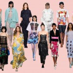 TREND-COLUMN <br> Flower Power auf der London Fashion Week