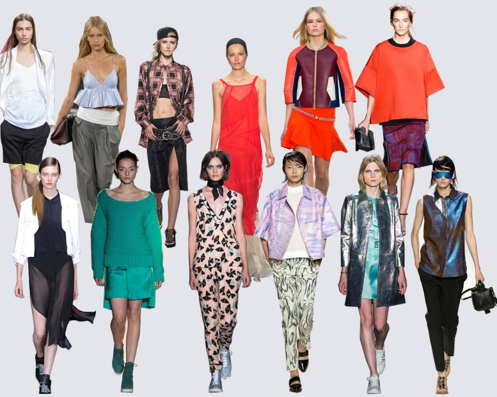 TREND-COLUMN Part 2 <br> Sporty Looks auf der New York Fashion Week