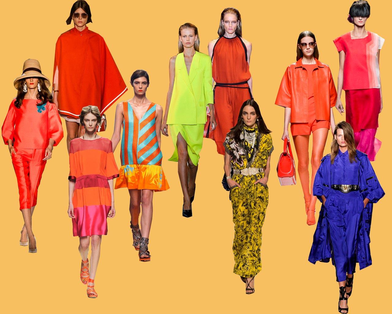Fashion Week Mailand Trends