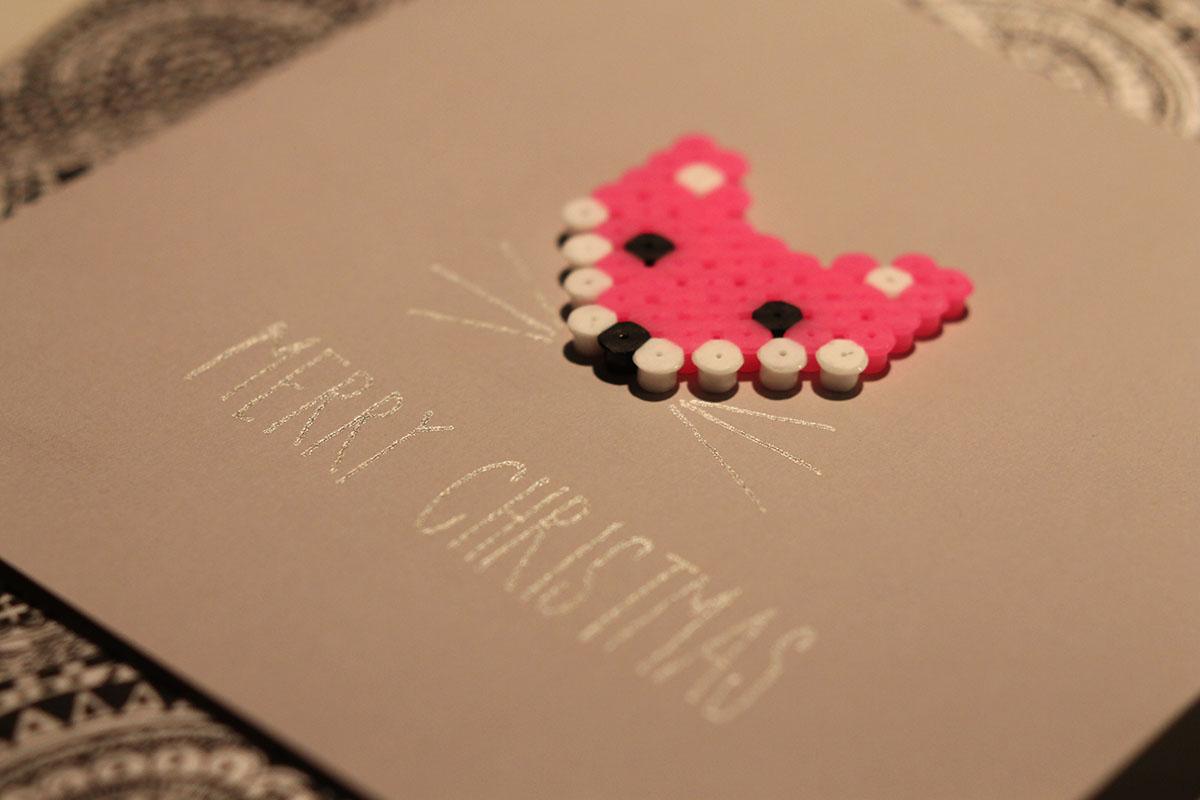 DIY <br> Weihnachtskarten
