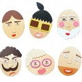 Funny Faces by SHUSHA