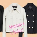 TREND OF THE WEEK <br> Cropped Jackets