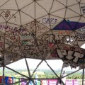 Abhörstation Teufelsberg <br> Spionage vs. Graffiti