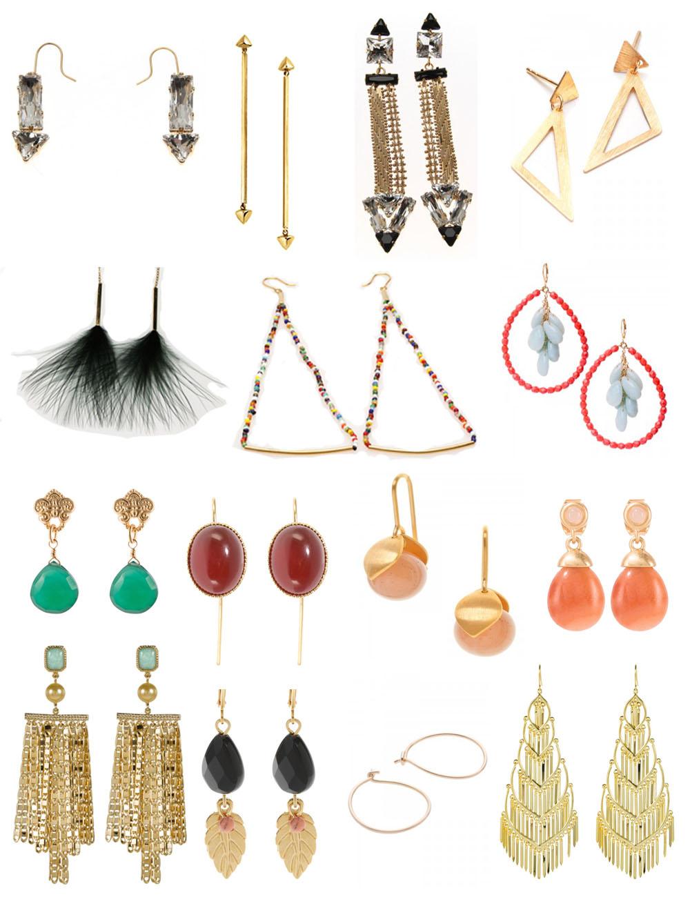 Jewellery Ohrringe