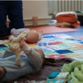 Mama + Baby Yoga bei Lorna in Berlin Moabit