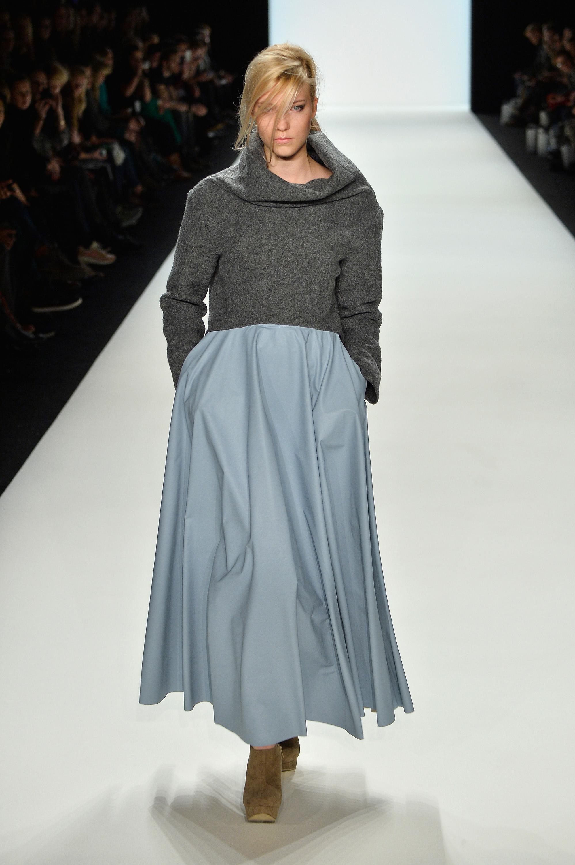 Barre Noire Show - Mercedes-Benz Fashion Week Autumn/Winter 2014/15
