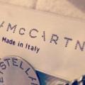 Der weiße Mantel von Stella McCartney