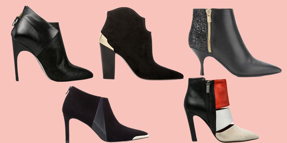 black booties3 Stiletto