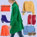 Sonntagsshopping// <br> A Spot of Color