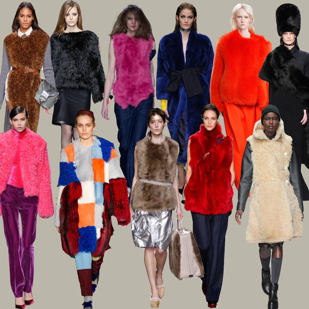 Felle London Fashion Week Fall 14