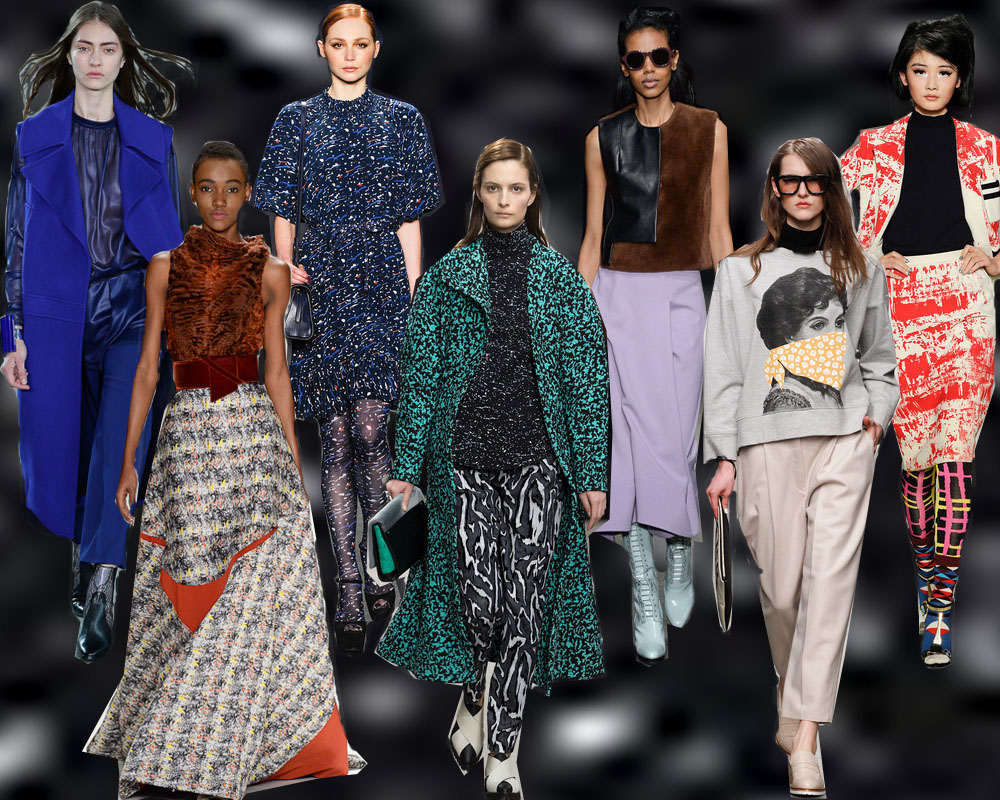 TREND COLUMN <br>  'Life is Red' @New York Fashion Week