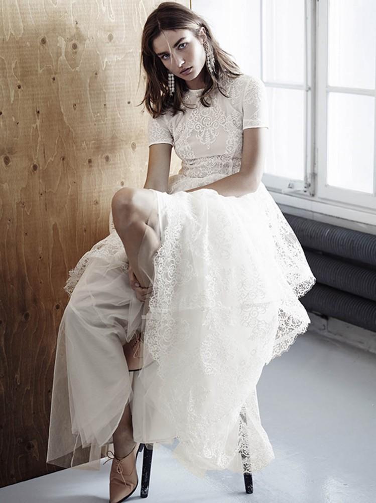 Das perfekte Brautkleid / Heiraten in H&M | Mummy Mag
