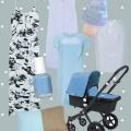 Mummy's Wishlist <br> ICEBLUE