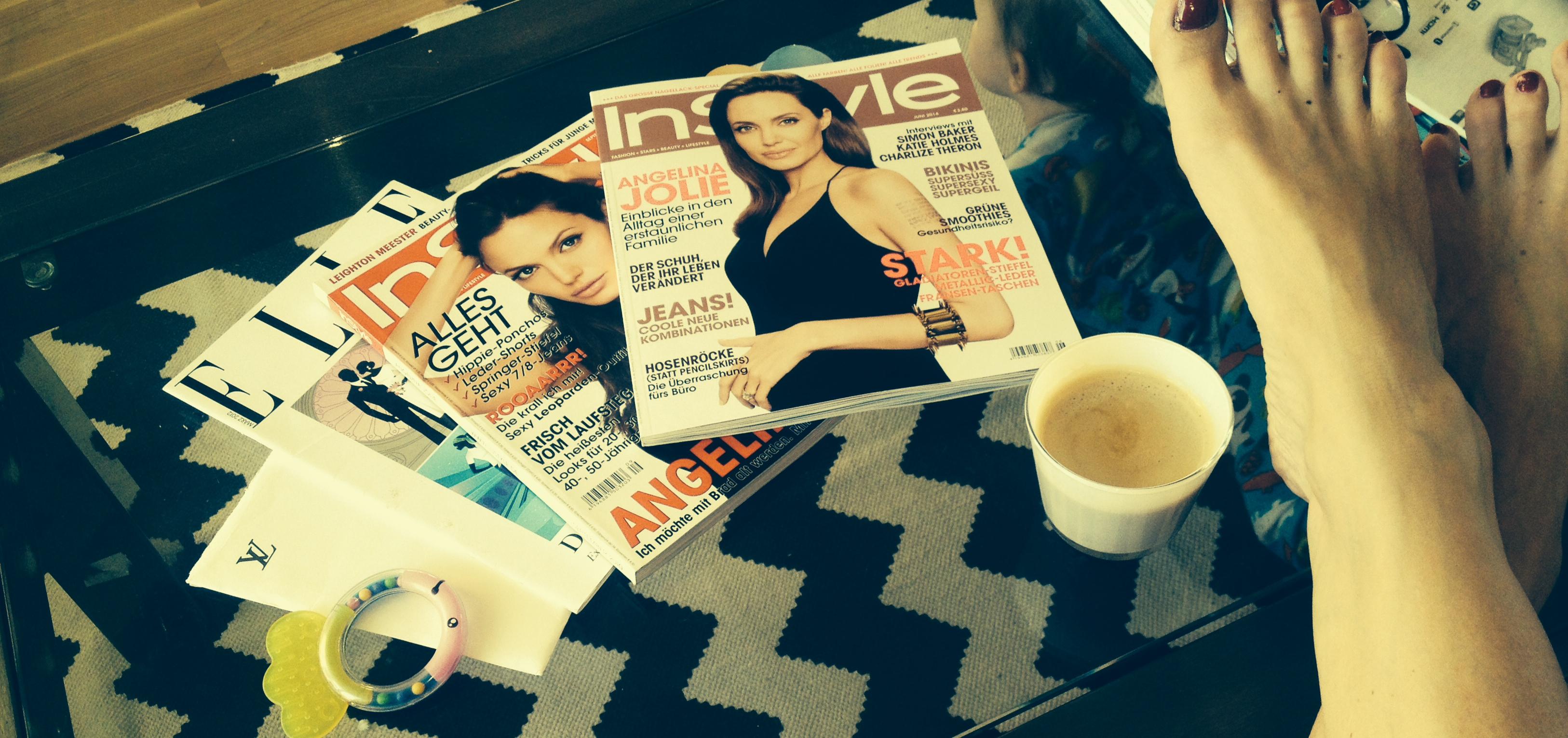 Momgagement Rolemodel <br> Angelina Jolie