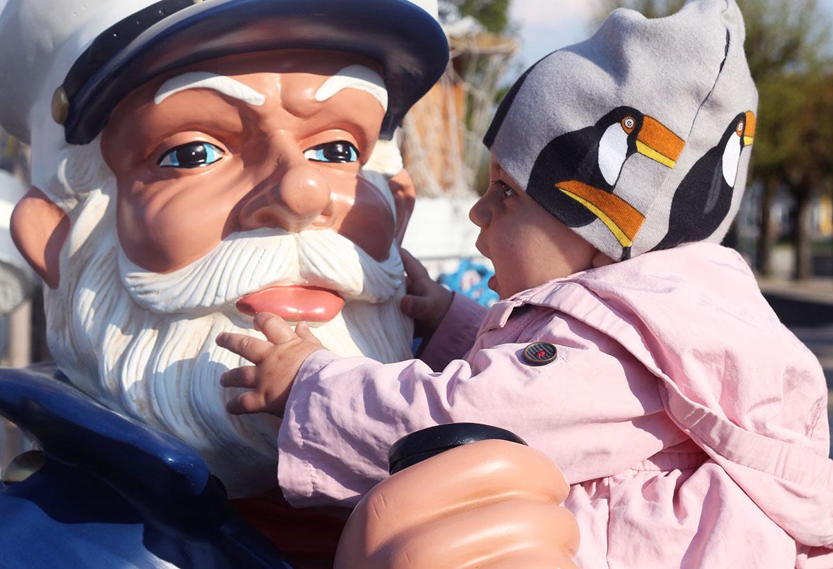 Travel with Kids <br> Einmal Usedom und zurück!