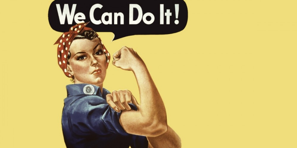 We Can Do It! - Mompreneurs