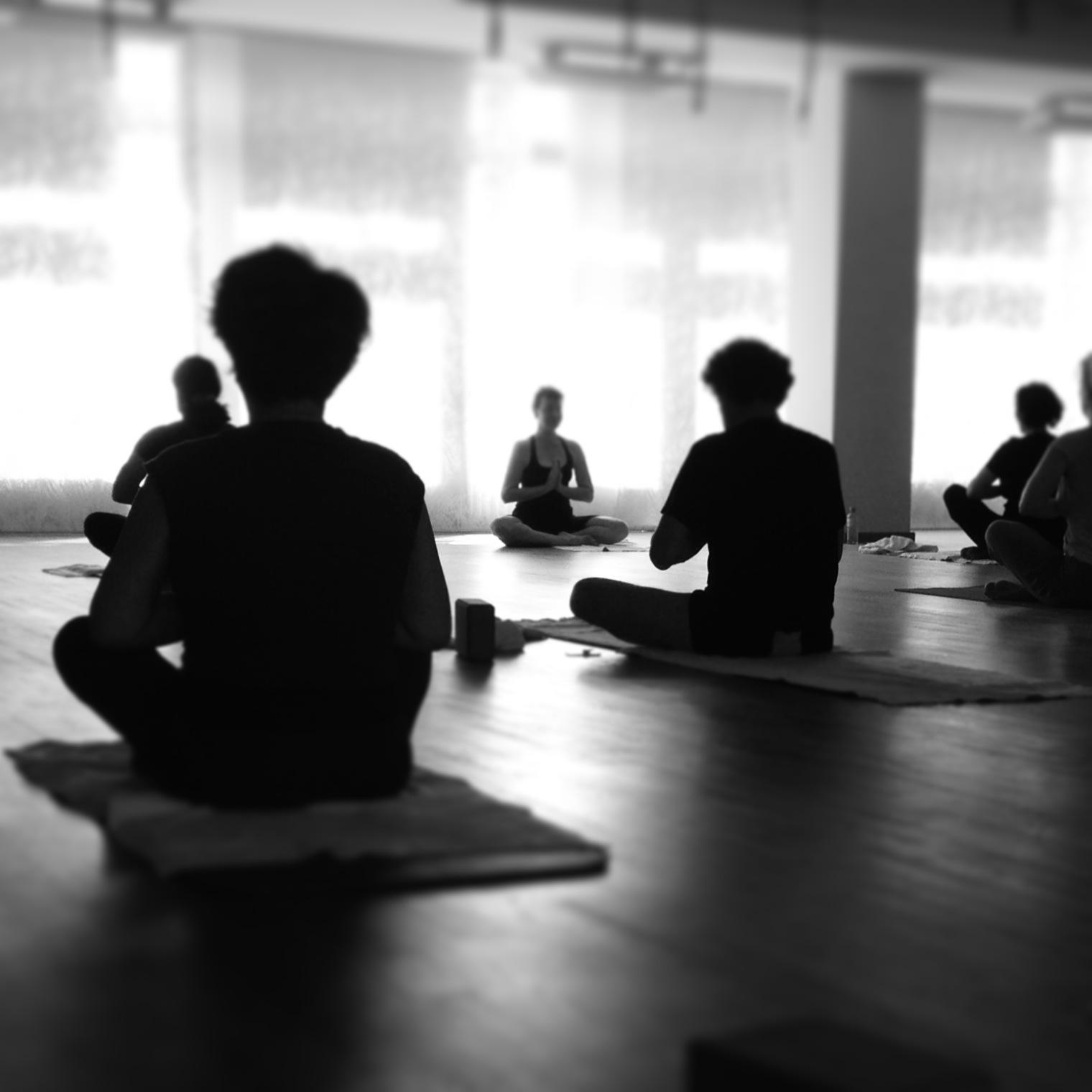 Hot Yoga <br> Die ideale Entspannung für Mummys