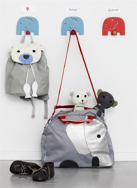 I-Grande-5986-pack-franck-fisher-oskar-coat-rack-noah-elephant-on-wheels.net