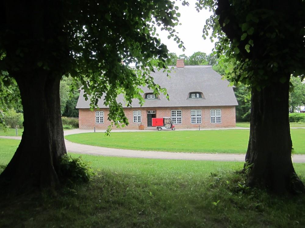 Die Meierei in Weissenhaus