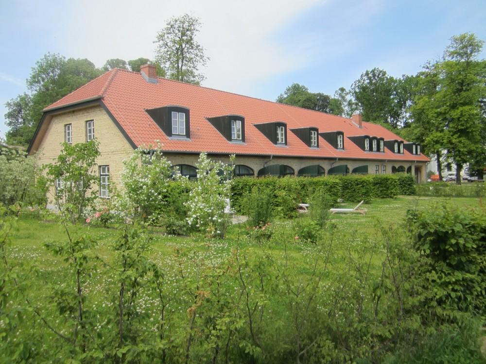 Das Torhaus in Weissenhaus