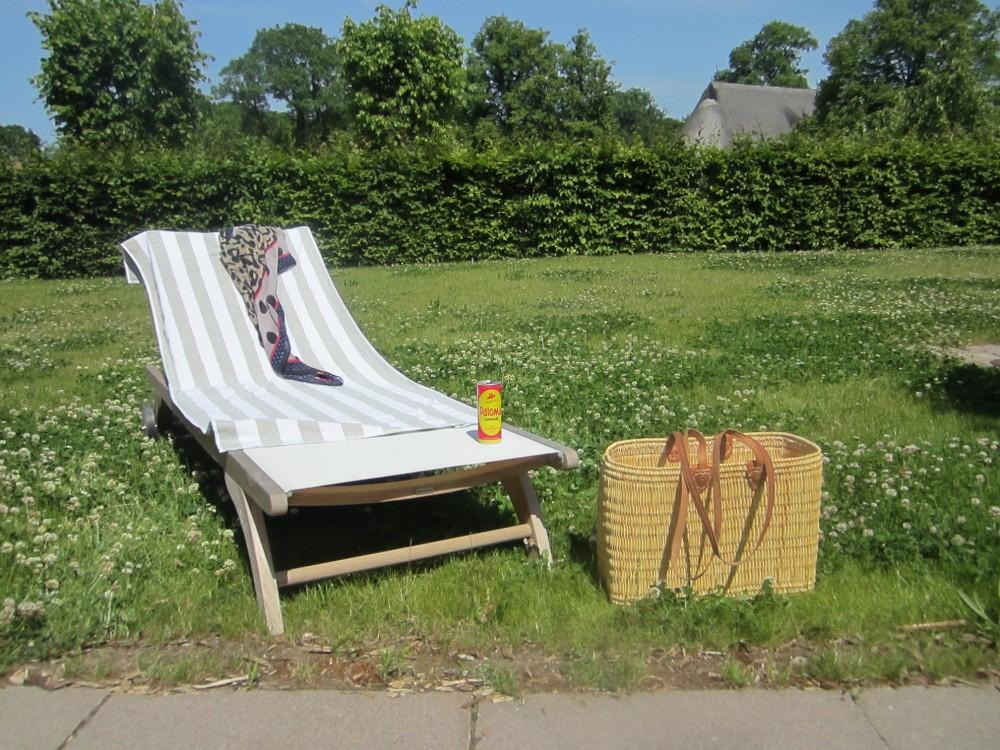 Viele Hotelzimmer haben einen eigenen Garten in Weissenhaus