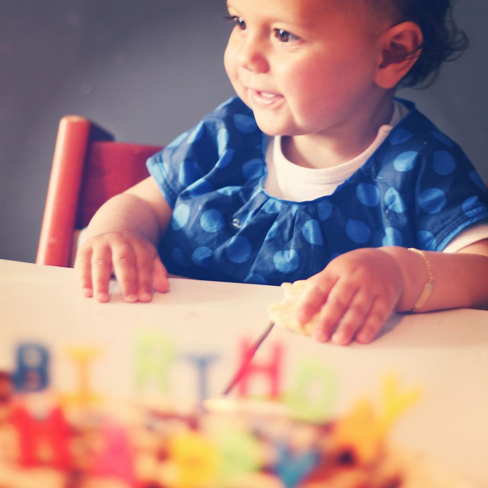 Geburtstag, Kolumne, 1. Geburtstag