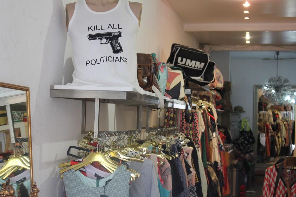 Kill All Politicans - Better Not! Lisboa