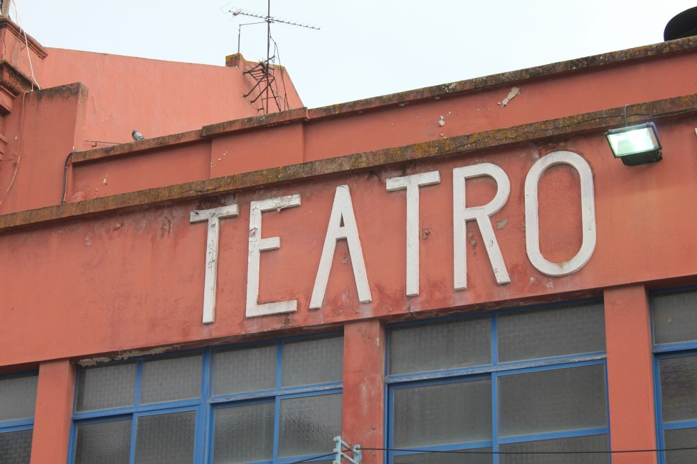 Teatro Parque Mayer Lisboa