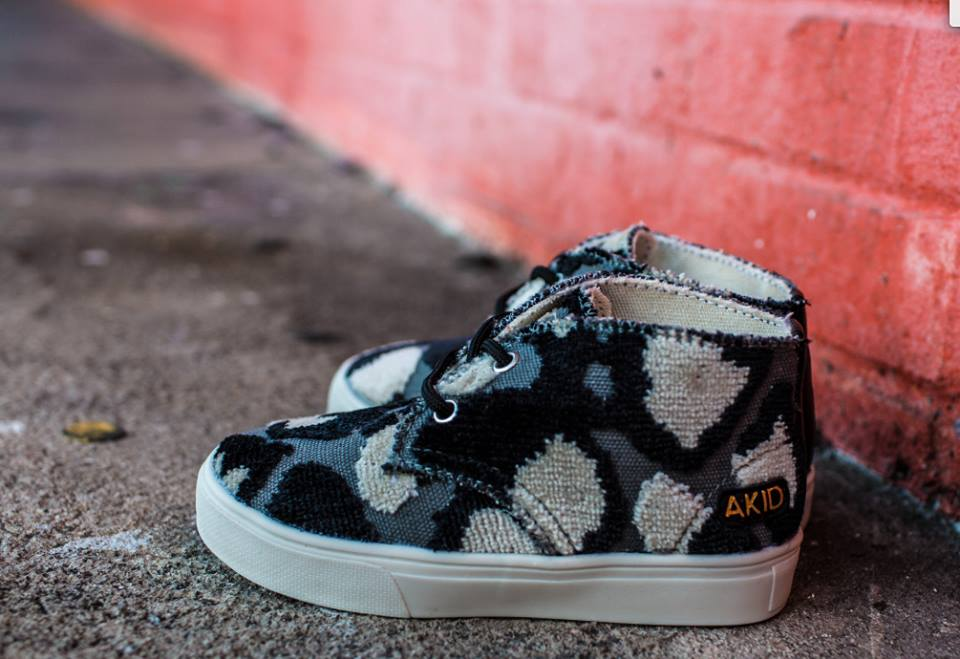 AKID – cool shoes for cool kids