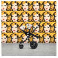 "Bugaboo x Andy Warhol = <br />""Blondie"" goes Charity"
