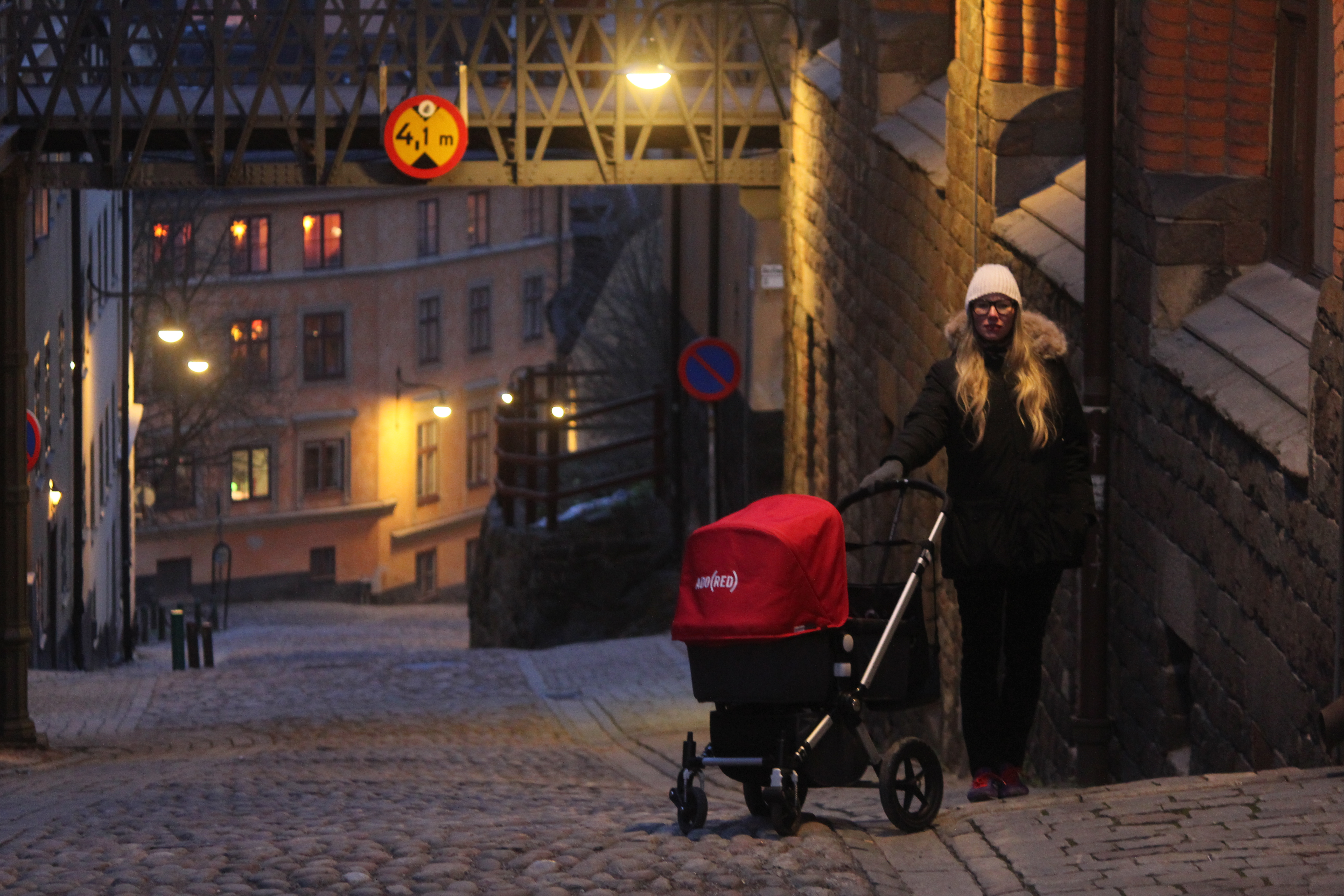 Travel with Kids <br /> Schweden Happen