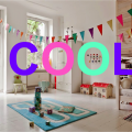 C wie Cool, Cooles Kinderzimmer