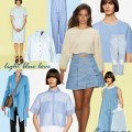 TREND OF THE WEEK <br> Light Blue