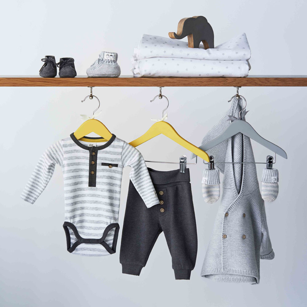 Newborn Exclusive Collection by H&M