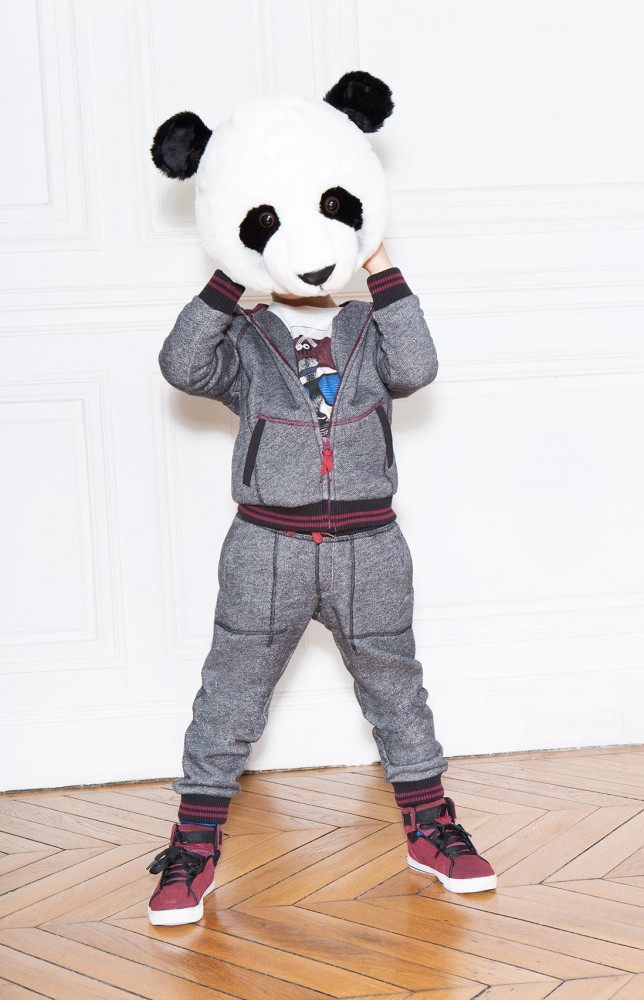 Little Marc Jacobs Panda Kid