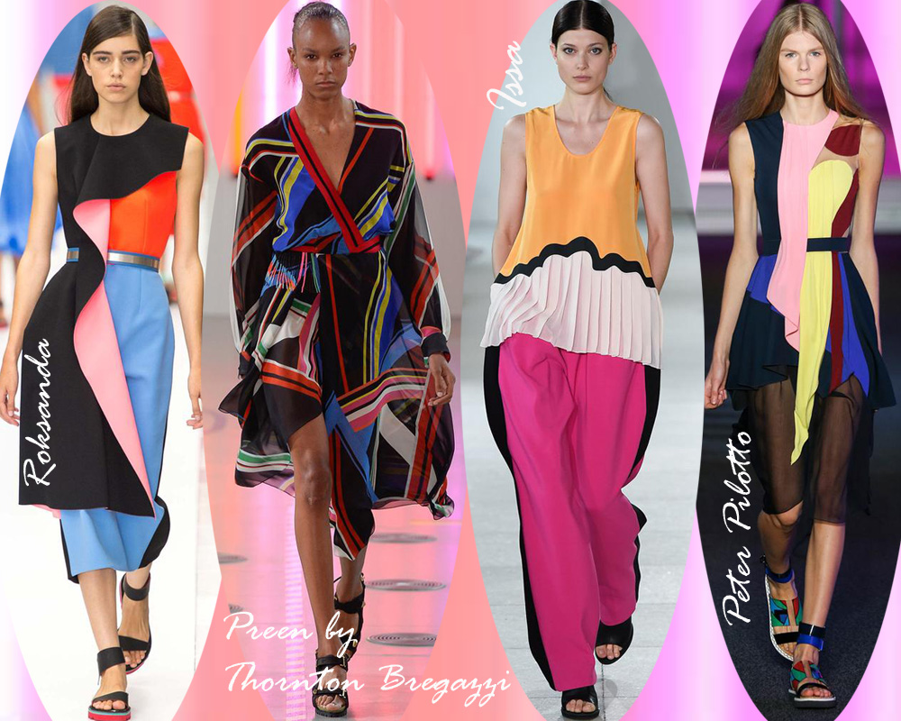 TREND COLUMN <br> London Fashion Week