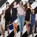 TREND COLUMN <br> Gürtel, Diagonalen&Streifen @Fashionweek New York