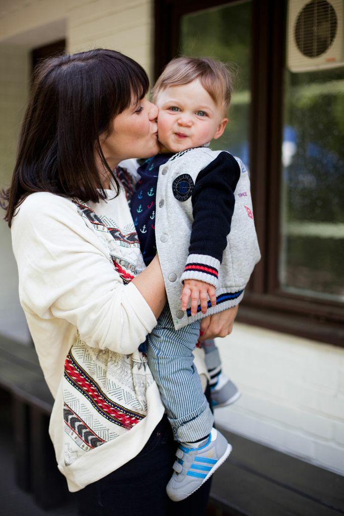 Isabel, Xaver, Little Years, Shooting, Mama und Sohn, Zalando