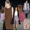 TREND OF THE WEEK <br> Mauve & Shades of Brown