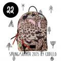 22. Türchen <br> Gewinnt ein CODELLO Backpack der S/S 2015 Kollektion