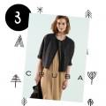 3. Türchen <br> Gewinnt eine Jacke vom Cashmere-Label CRUBA
