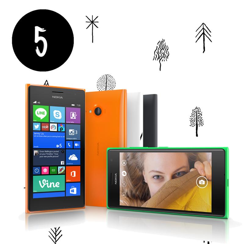 5.12. Lumia Microsoft AK