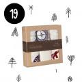 19. Türchen: <br> Gewinnt ein Set Swaddle Tücher von aden + anais