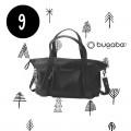 9. Türchen <br> Gewinnt die tolle Bugaboo-Wickeltasche aus Leder