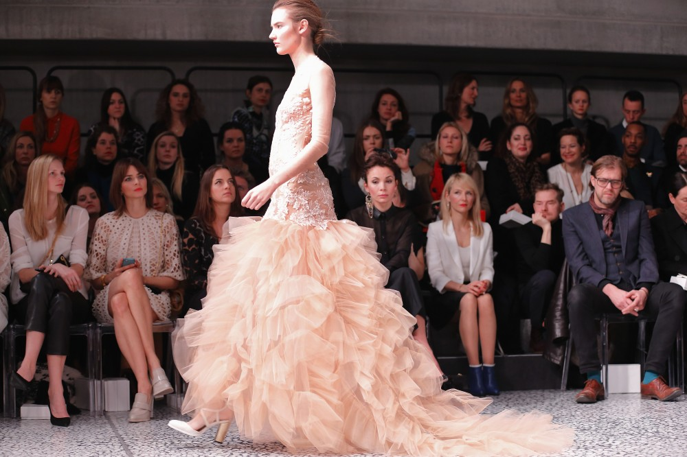 A Dream Comes True <br> Kaviar Gauche – Couture auf der Fashion Week Berlin