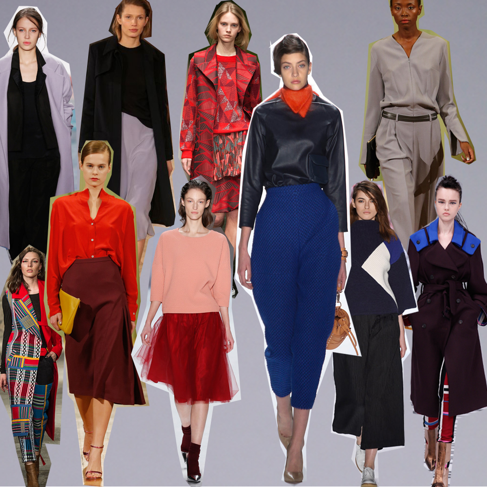 Fashionweek Berlin Januar Trends
