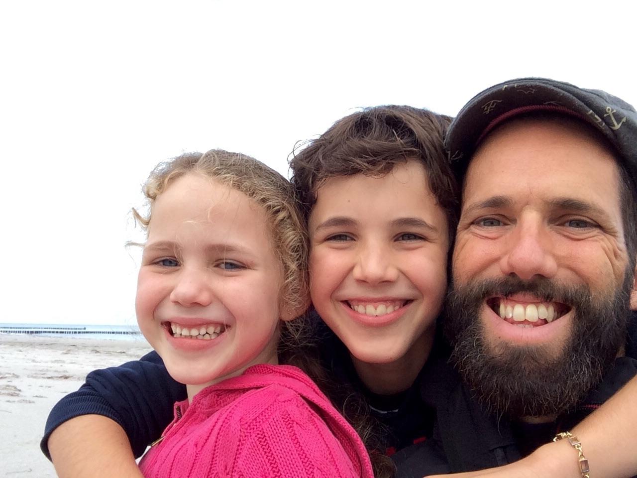 Daddy Marcello im Interview über nachhaltige Kindermode