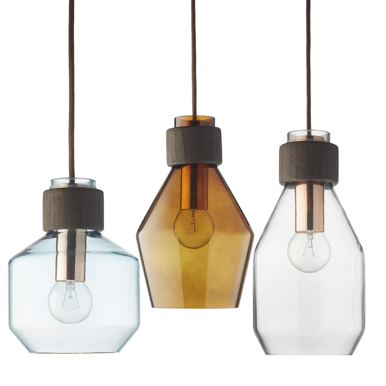 INTERIOR TREND Glasleuchten und Edison Bulbs Mummy Mag