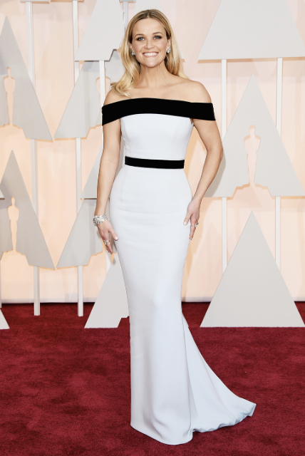 Rheese Witherspoon @ The Oscars 2015